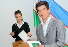 Elections of the President of the Republic of Uzbekistan Starts