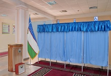 Elections of the President of the Republic of Uzbekistan to be Held Today